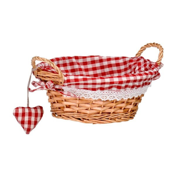 Kôš Premier Housewares Willow Heart
