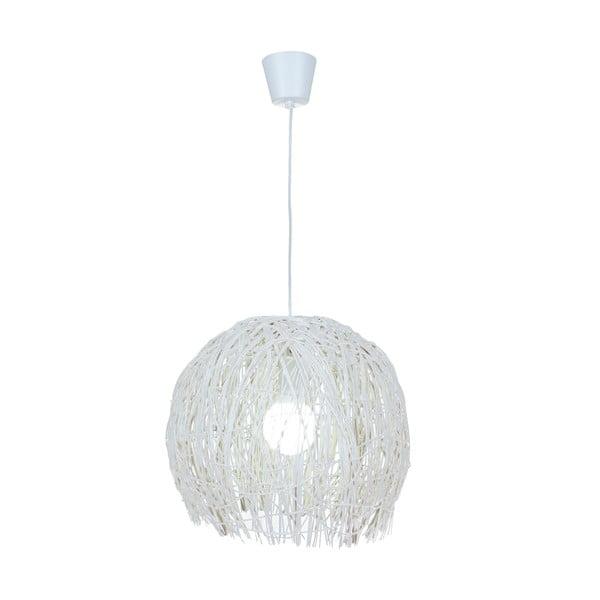 Stropní světlo Naeve Struwel White, 28x30 cm