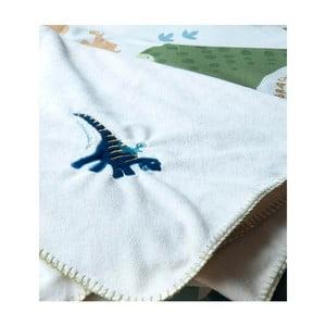 Pătură pentru copii Catherine Lansfield Dino, 120 x 150 cm