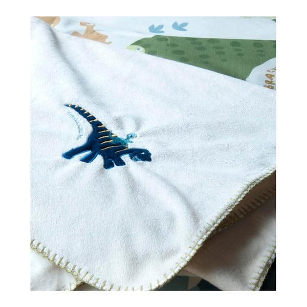 Dětská deka Catherine Lansfield Dino, 120x150cm