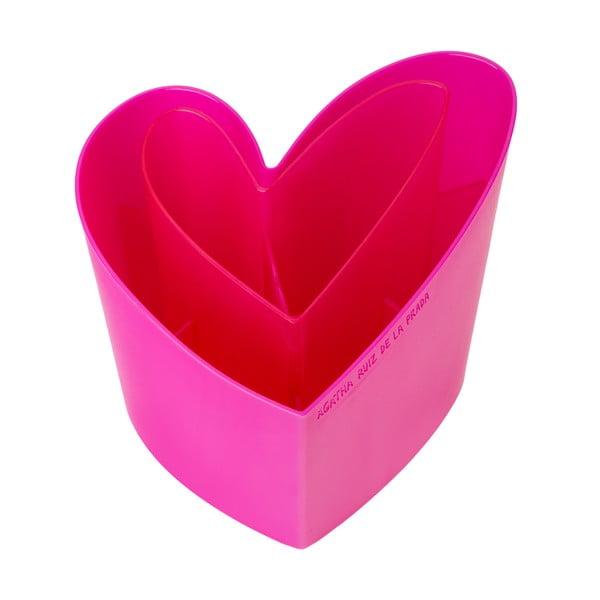 Odkapávač na příbory Vigar Wash Pink