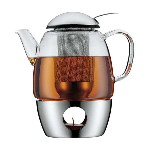 Dzbanek do herbaty ze stali nierdzewnej Cromargan® WMF, 1 l