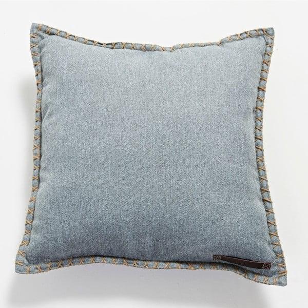 Polštář Medley CUSHIONit Dusty Blue, 50x50 cm