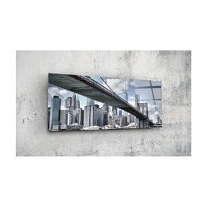 Skleněný obraz Insigne Edwin, 92x36cm
