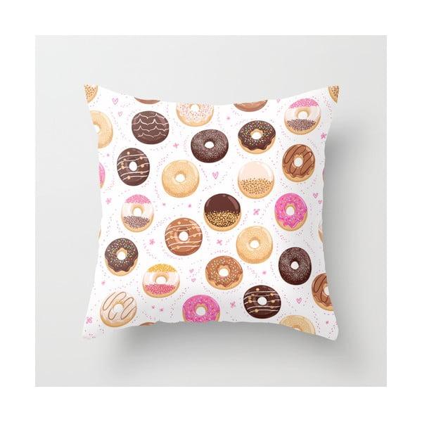 Povlak na polštář Donuts III, 45x45 cm