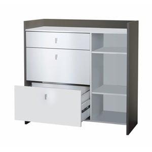 Dulap de bucătărie cu 3 sertare Battery