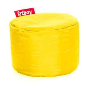 Žlutý sedací vak Fatboy Point