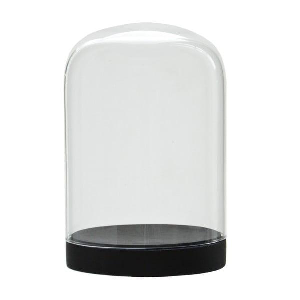 Dekorativní vitrínka 33 cm, černá