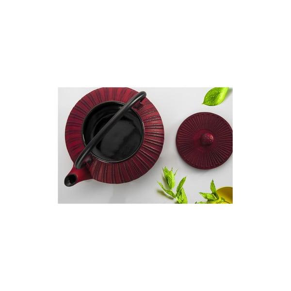 Litinová konvice Bona Red, 1500 ml