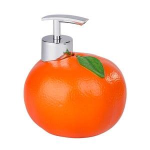 Dávkovač na jar Wenko Orange, 295 ml