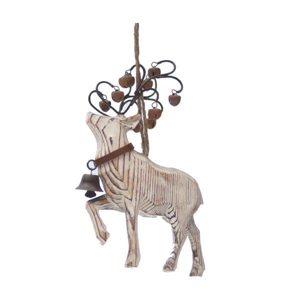 Závěsná dekorace Antic Line Natural Deer