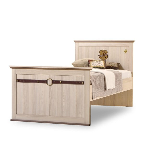 Royal Bed egyszemélyes ágy, 120 x 200 cm