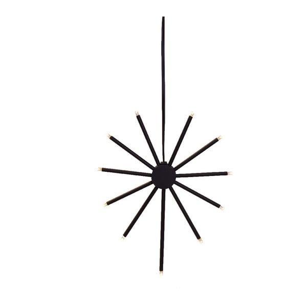 Svítící dekorace Strix Star Black