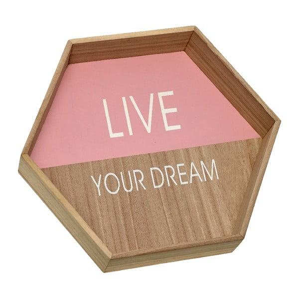 Nástěnná dekorace Live Your Dream