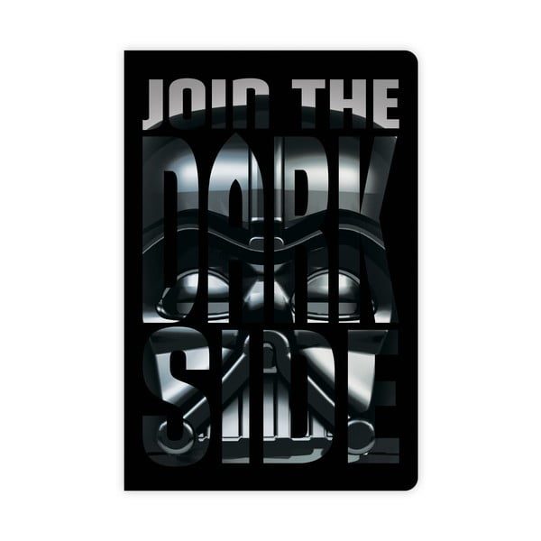 Caiet LEGO® Star Wars Darth Vader