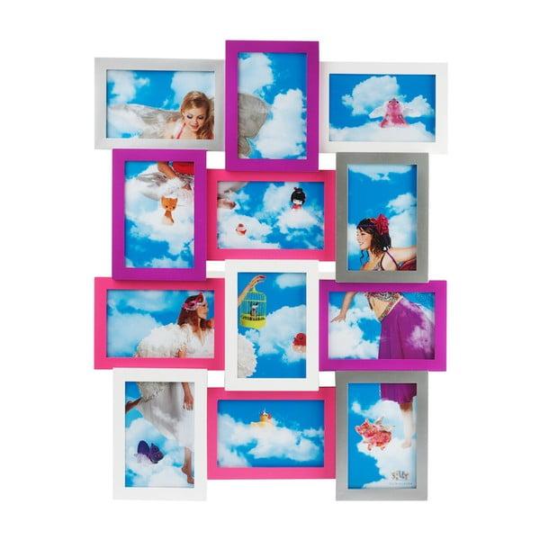 Fotorámeček Hot Collage