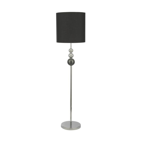 Stojací lampa Drum Black