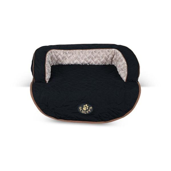 Psí pelíšek Wilton Sofa Bed 65x70 cm, černý
