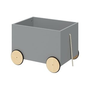 Cutie mobilă pentru jucării BELLAMY Lotta, gri