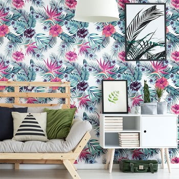 Autocolant decorativ pentru perete Ambiance Bergamot, 60 x60 cm de la Ambiance