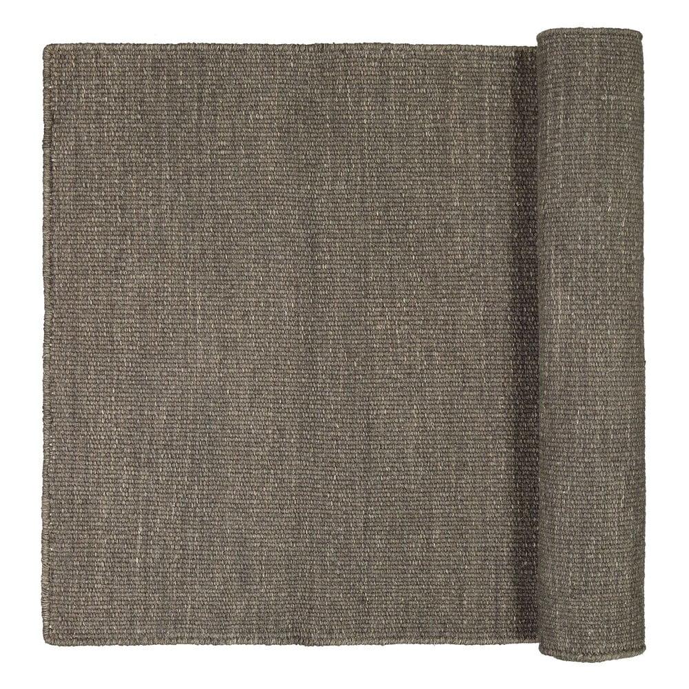 Šedý koberec Blomus Pura, 70 x 130 cm