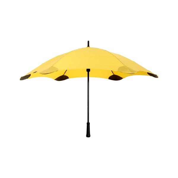 Vysoce odolný deštník Blunt Classic 120 cm, žlutý