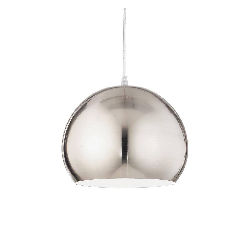Závěsné svítidlo Crido Globe Nickel
