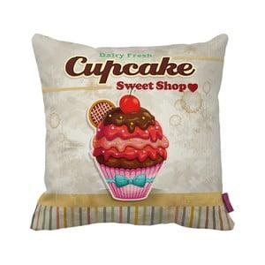 Polštář Cupcake, 43x43 cm