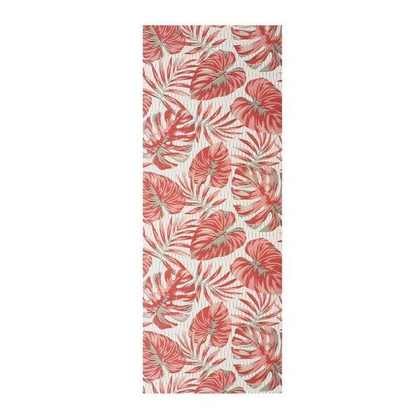 Červený koberec Universal Molly Felci Red, 55 x 100 cm