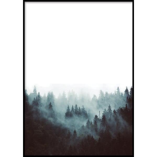 Plakat w ramie MIST, 50x70 cm