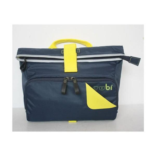 Taška Utility Bag TUbí, modrá/žlutá
