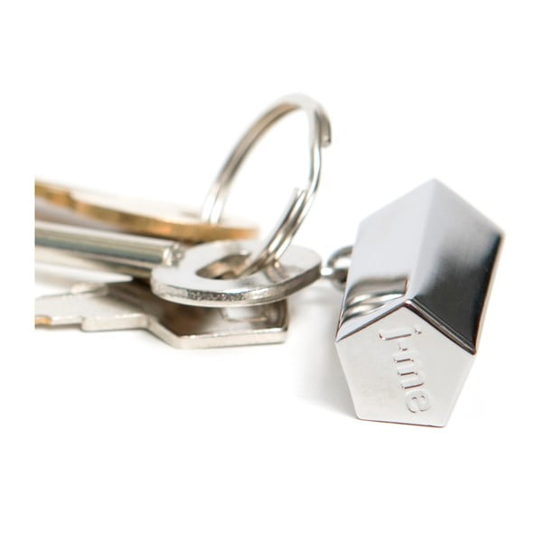 Černý věšák na klíče J-Me Shape