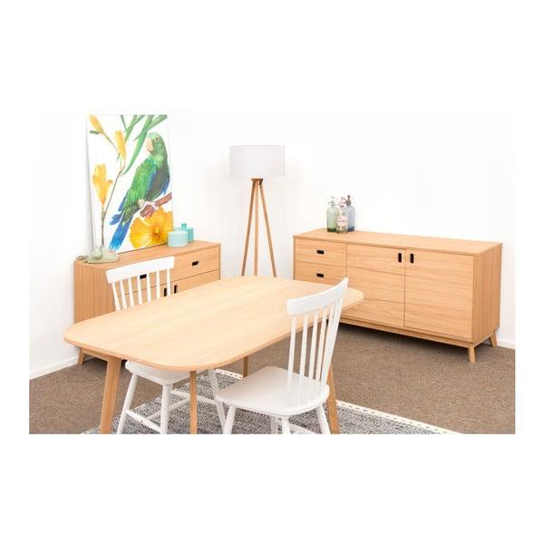 Jídelní stůl Tordis Oak, 150x90 cm