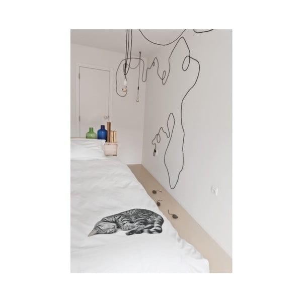 Lenjerie de pat Snurk Ollie,140 x 200 cm