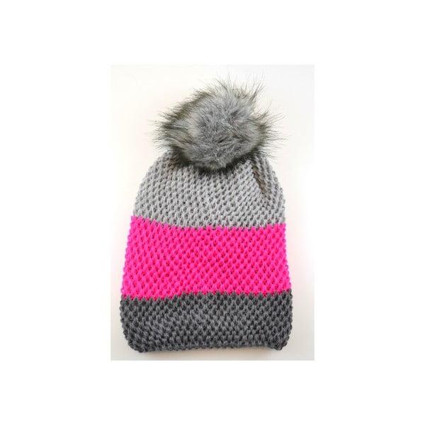 Dámská čepice Pasy Pink