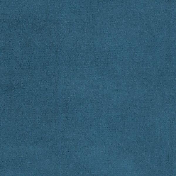 Modré křeslo Vivonita Portobello