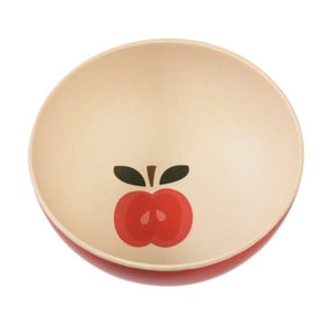 Bol din bambus Rex London Vintage Apple, ⌀ 13,5 cm