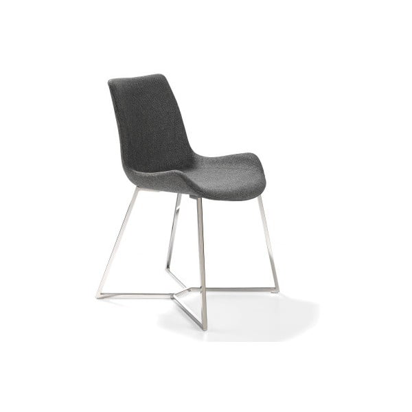 Černá jídelní židle Ángel Cerdá Ramirez