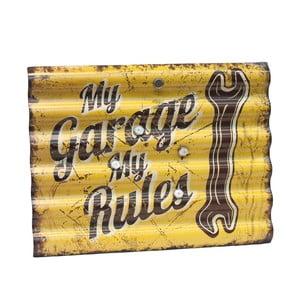 Cedule My Garage My Rules