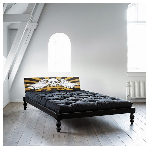 Postel Karup Rock-o Black/Skull