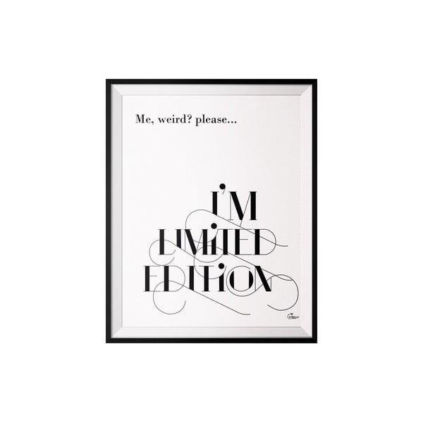 Plakát Limited, 50x70 cm