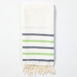 Hamam osuška z ručně tkané bavlny ZFK Agnete, 170x100cm