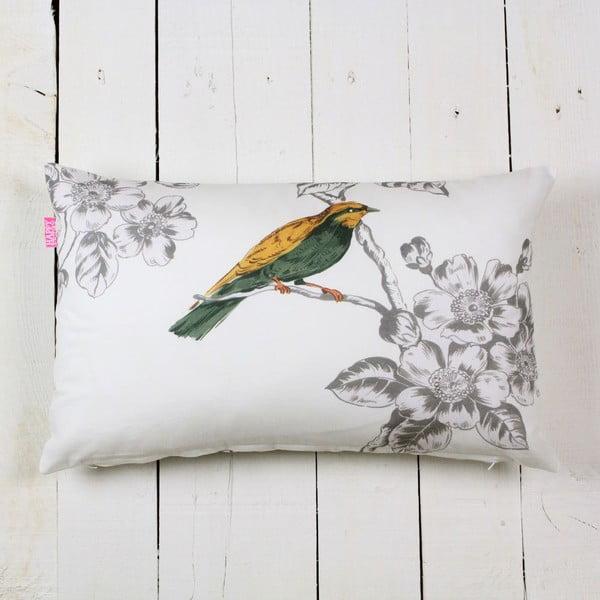 Povlak na polštář Spring birds, 50 x 30 cm