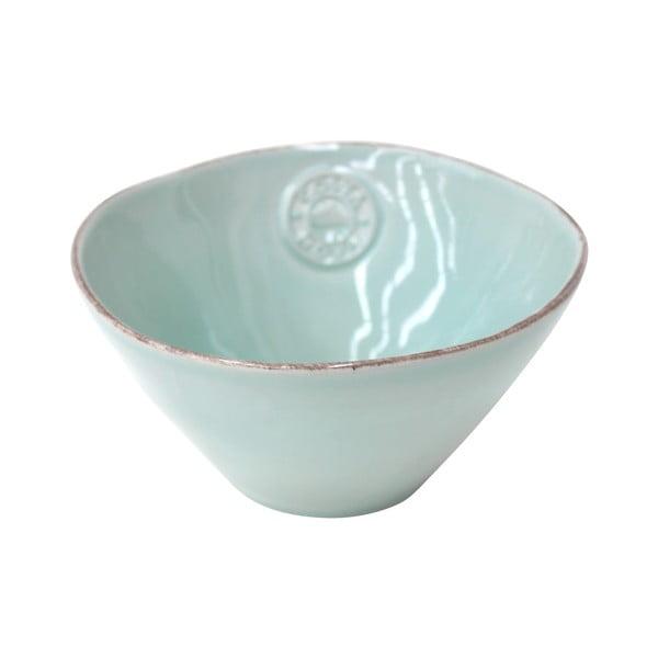 Tyrkysová keramická miska Costa Nova Nova,15 cm