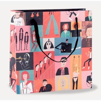 Pungă de cadou U Studio Design Musicians, 21,6 x 21,6 cm de la U Studio Design