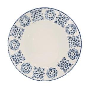 Farfurie din ceramică Côté Table Faro, albastru