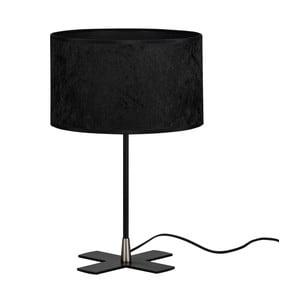 Černá stolní lampa Bulb Attack Quince