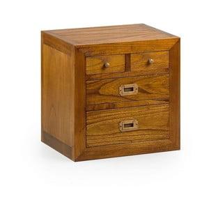 Komoda se 4 zásuvkami ze dřeva mindi Moycor Star