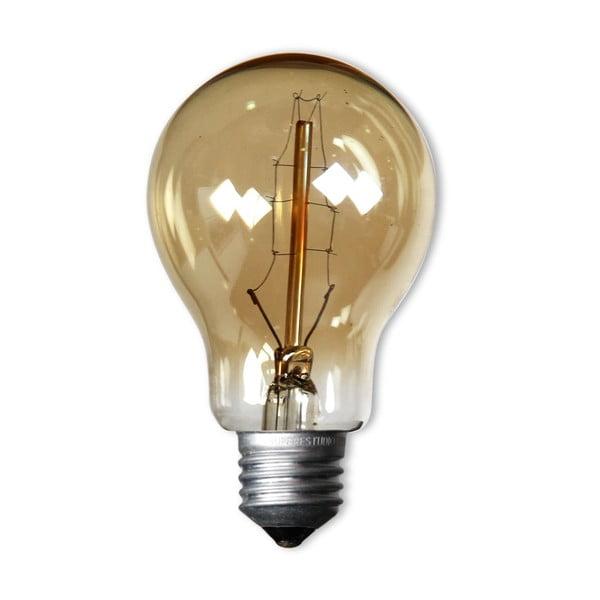 Žárovka Edison Vintage 8, A19 E27 40W