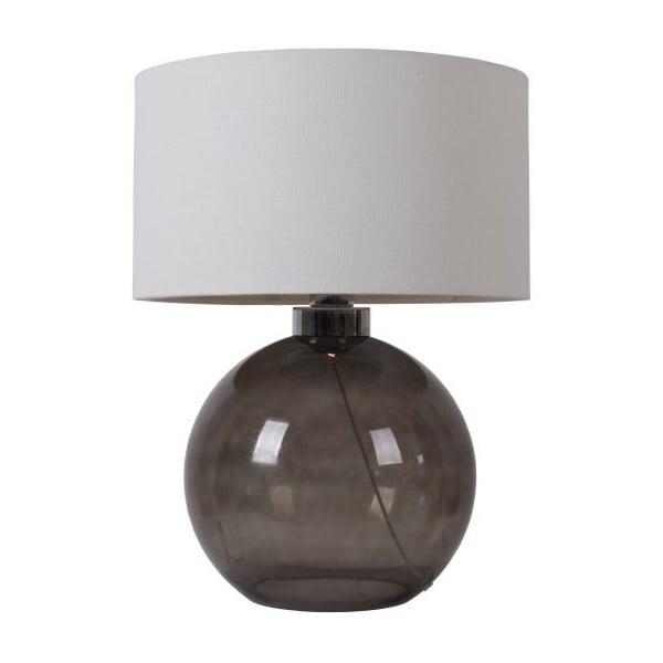 Stolní lampa Pearl Smoke